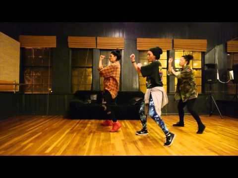 Aye Hasegawa Choreograph / Hot Boyz