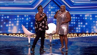 The X Factor UK 2018 Is Another Group Meant To Be Six Chair Challenge Full Clip S15E10