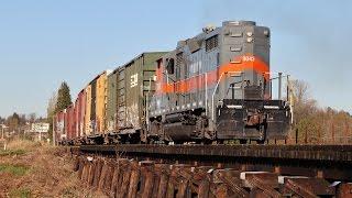EMD GP20u on the Eastside Freight Railroad