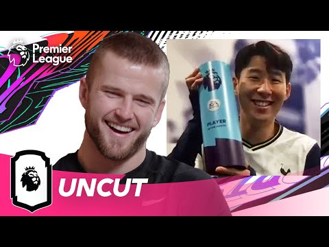 Hanging out with Son Heung-min & Eric Dier | Uncut @ Spurs | AD