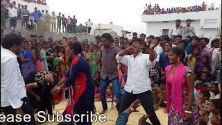 Andhra Pradesh Village Street Dance Show Hot Video