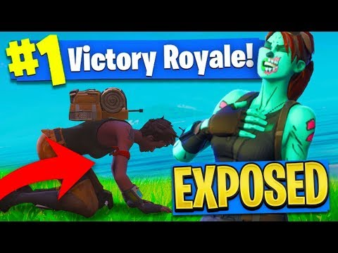 This Kid Said Im *TRASH* So I Had To Teach Him A Lesson In Fortnite Battle Royale...