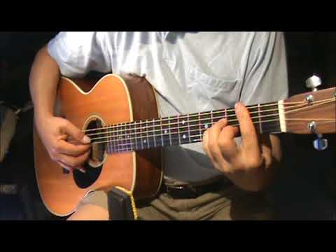 CLOSE YOUR EYES -  JAMES TAYLOR-FINGERPICKING CHORDS- cover