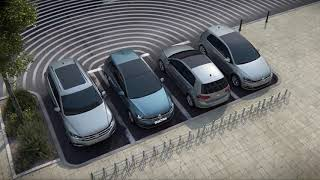 Технологии Volkswagen  Датчик слепых зон
