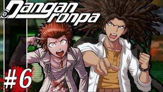TWENTY PERCENT AND GENOCIDE JACK | Let's Play Danganronpa (blind) part 6 | Danganronpa gameplay