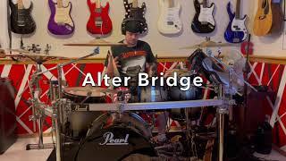 Alter Bridge - Losing Patience - Glyde drum cover