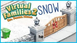 Virtual Families 2 | Graphics Mod | Winter Mod (PC) ❆❆❆❆