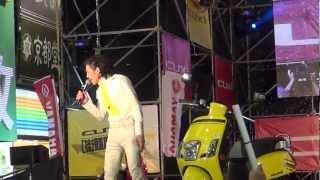 20120728-CUXI巨星演唱會-蕭敬騰只能想念你-阿飛的小蝴蝶