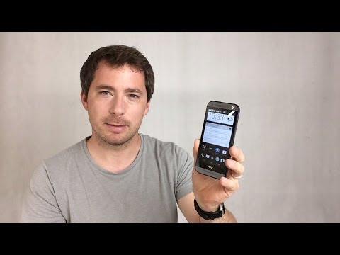 HTC One mini 2 (recenzia)