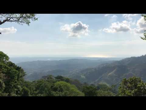 Costa Rica Yoga Retreat in Dominical | Beach Jungle Travel Vlog