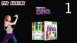 Everyone Sing Kinect Xbox [HD]