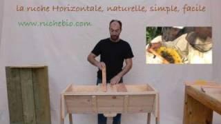 La Ruche Horizontale (tbh Ruche Kényane) - L'apiculture Naturelle Sans Mal De Dos