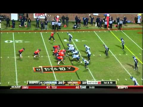 Sylvester Williams vs Virginia 2012