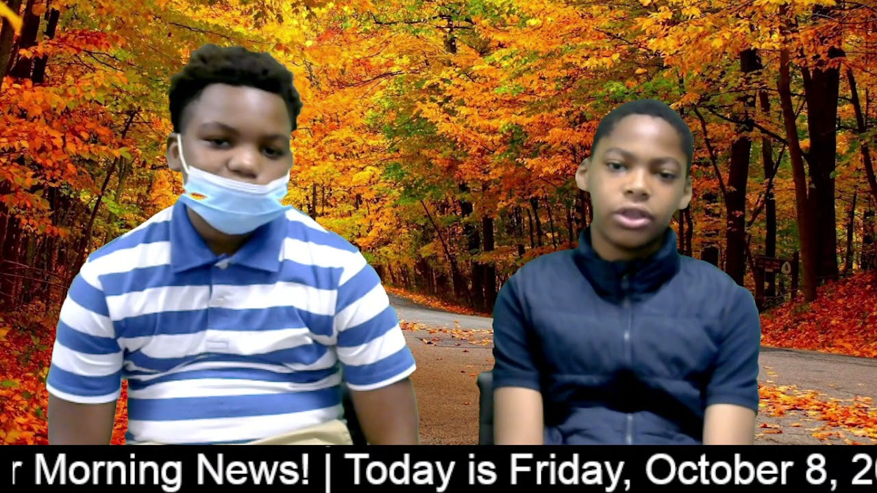 Carver Morning News - Friday - October 8. 2021