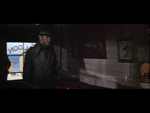 High Plains Drifter - Clint Eastwood Entry