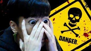 【DE JuN】你敢看完嗎?! 超噁心網站挑戰!!