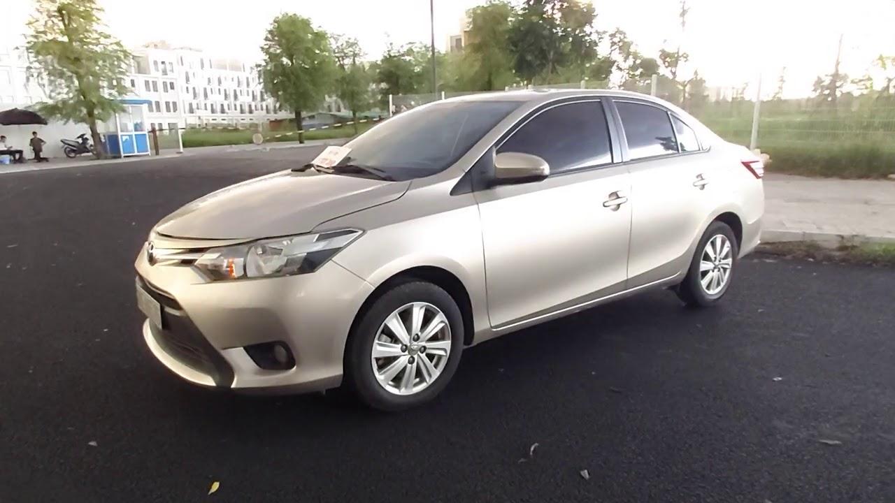 Toyota Vios 1.5AT 2017 XE CỰC ĐẸP BIỂN SỐ Đẹp_ Xe Tốt 360