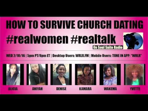 How to Survive Church Dating (Radio Segment)