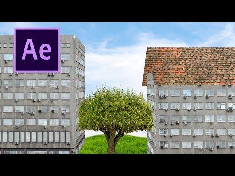 Ae TUTORIAL - Membuat Animasi 3D City Scene (NO 3D Plugin, Software, & Models) thumbnail