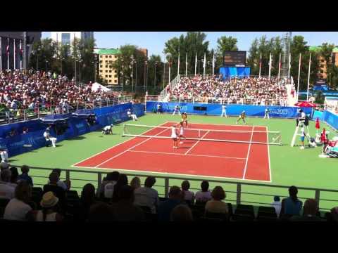 เทนนิส หญิงคู่ ม โลก 2013 รอบชิง ไทย พบ รัสเซีย