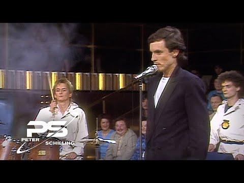 Peter Schilling - Major Tom (Völlig Losgelöst) (ZDF Hitparade, 31.01.1983)