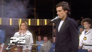Peter Schilling - Major Tom (Völlig losgelöst) (ZDF Hitparade, 31.01.1983)