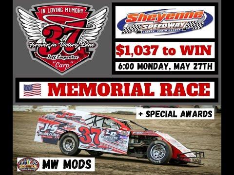 Dan Wheeler BMOD Sheyenne Speedway Lisbon ND 05-27-19