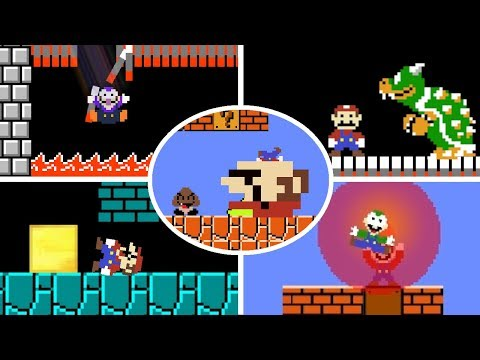 level-up:-funniest-mario-videos-all-episodes-(season-1)