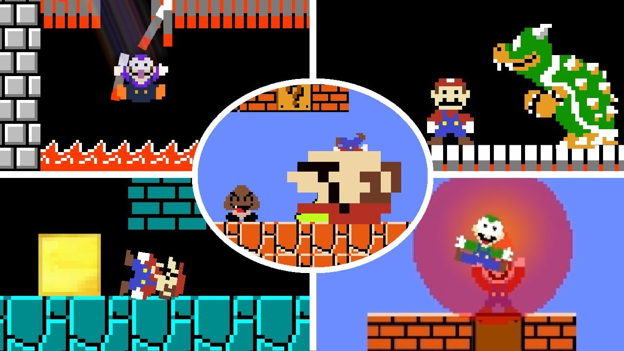Download Level UP: Funniest Mario videos ALL EPISODES (Season 1)