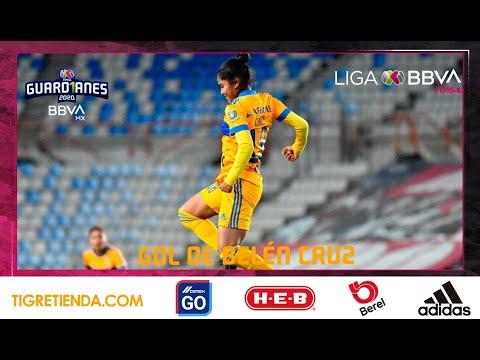 [Liga MX Femenil] Pachuca 0 - [1] Tigres - Belen Cruz 43'