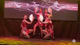 Chinese pop / Čínský pop dance