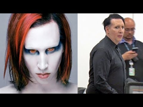 The Sad True Life Story Of Marilyn Manson