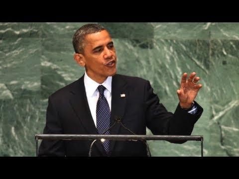 President Obama's Complete UN Address (2012)
