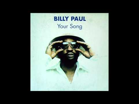Billy Paul  - Your song HQ