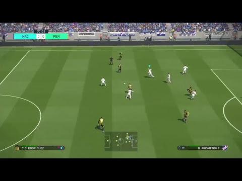 PES 2018 Nacional vs Peñarol El Clásico Se viene