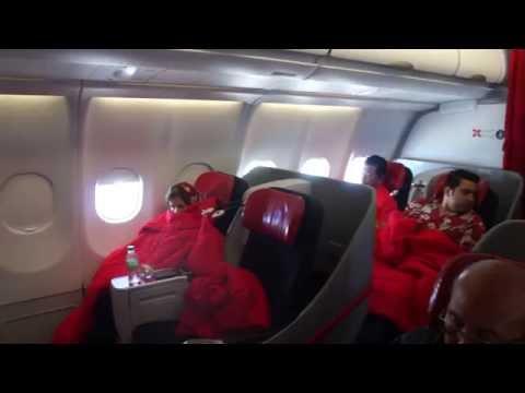 AirAsia X D7776 from Tehran (Iran) to Kuala Lumpur (Malaysia)