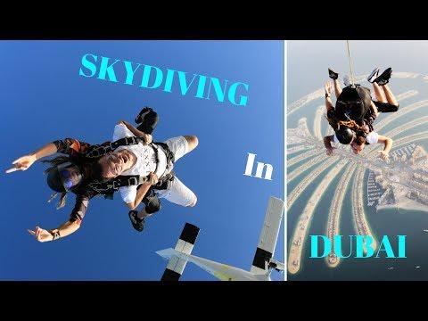 SKYDIVING FAil in DUBAI