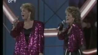 Esc 1985 - La Det Swinge - Bobbysocks (BBC Broadcast)