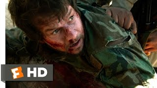 Lone Survivor (8/10) Movie CLIP - For an American You Will Die? (2013) HD