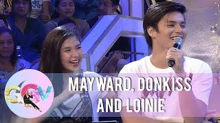 GGV: Ronnie and Loisa are in a happy relationship for two years