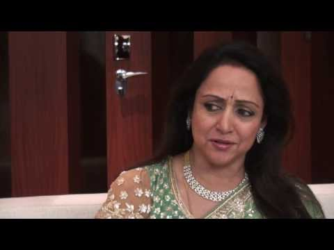 An interview with Bollywood legend Hema Malini