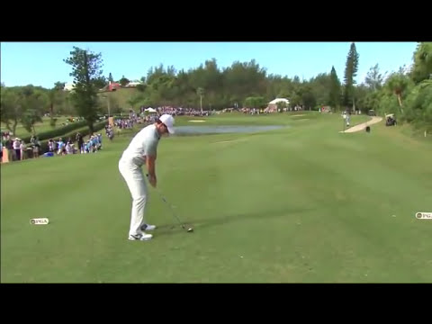 PGA Grand Slam of Golf: Rory McIlroy wins closest to the pin
