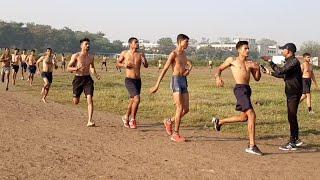 1600 Meter Race 4:28 Min सबसे तेज दौड़ने वाला धावक 9770678245 Indore Physical Academy Running