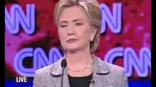Hilary Clinton farts - The public reacts