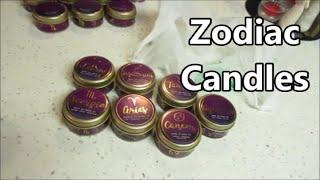 Zodiac Candles 8.13.19 day 2236