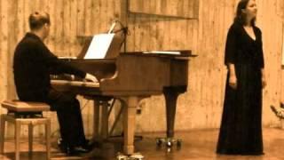 Benjamin Britten - Oh Waly, Waly