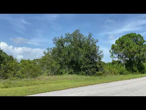 0.3 Acres - Double Lot with Utilities! In Port Charlotte, Charlotte County FL