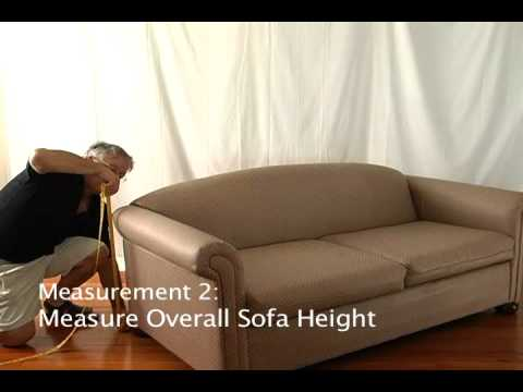 How To Measure A Small Sofa For Slipcover Stretchandcover