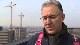 Burgemeester Aboutaleb over de NN Marathon Rotterdam