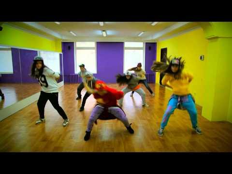 """Хип-хоп, подростковая группа, хореограф Вашеця-Калмыкова Юлия, трек - Кристина Си """"Мне не смешно"""""""